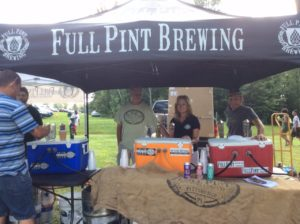2019 Monroeville Jazz Festival Vendor - Full Pint Brewing