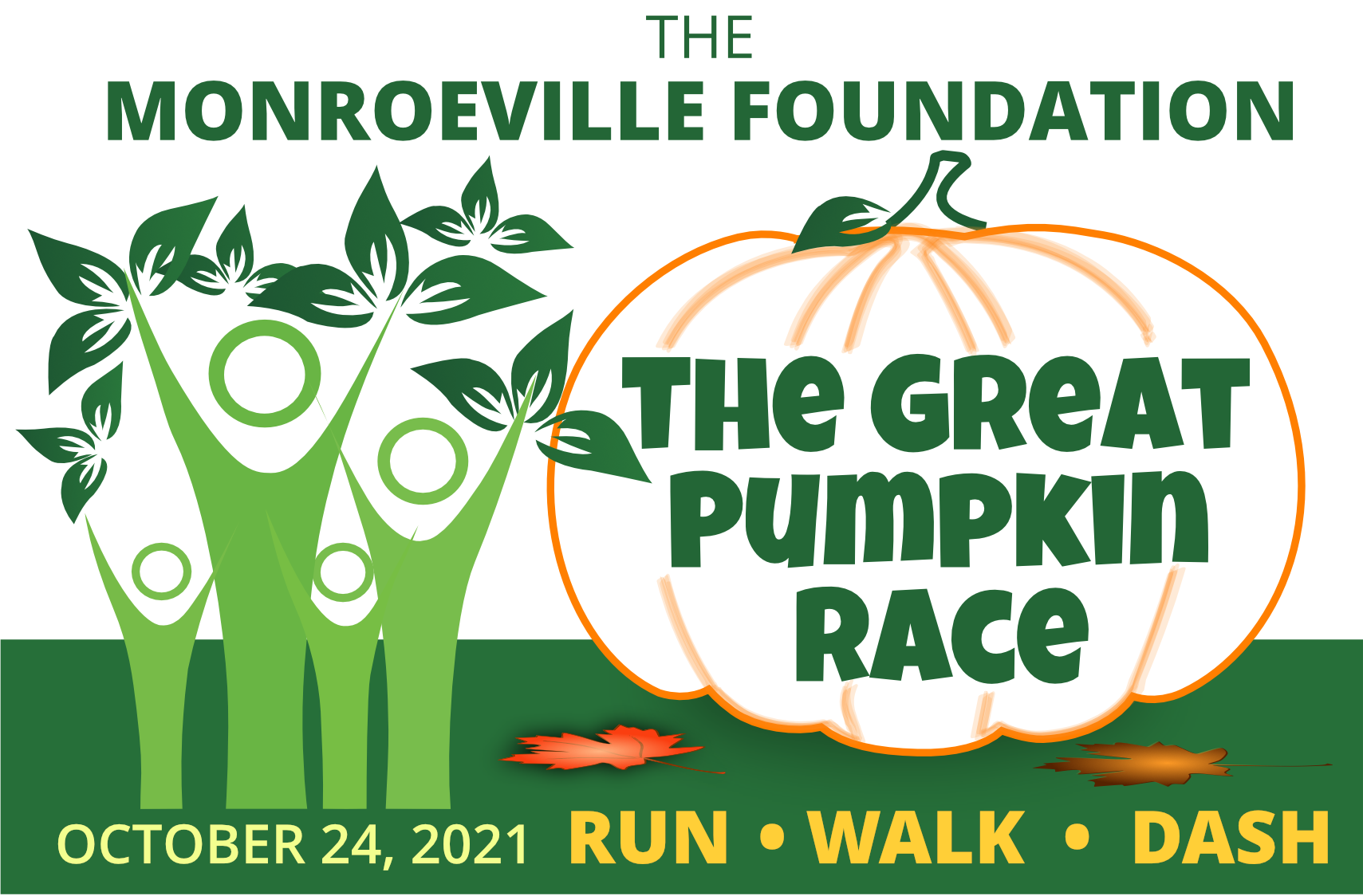 Monroeville Foundation Great Pumpkin Run Walk Dash October24, 2021