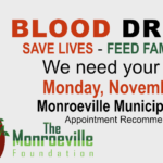 Monroeville Foundation Blood Drive