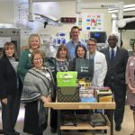 The Monroeville Foundation donates $2500 to Forbes Hospital Trauma Unit