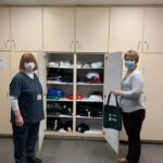 Monroeville Foundation stocks emergency clothing closet at Forbes Hospital